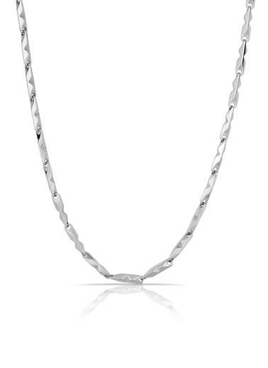 Noon Collection Kolye Gümüş